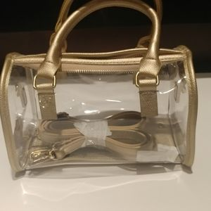 NEW Clear Purse
